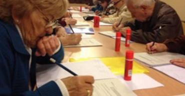 Taller de Estimulación Cognitiva para mayores de 60 años en Sigüenza